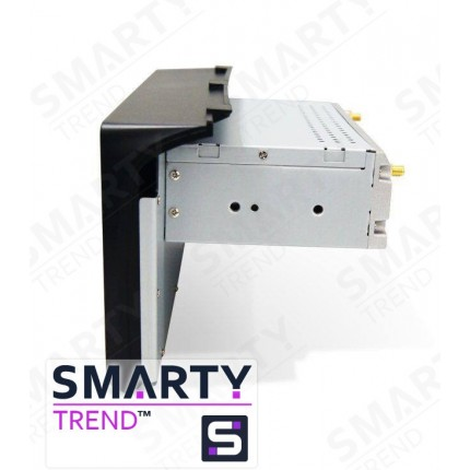Штатная магнитола Smarty Trend для Mazda 3 2003-2008 - Android 8.1 (9.0)