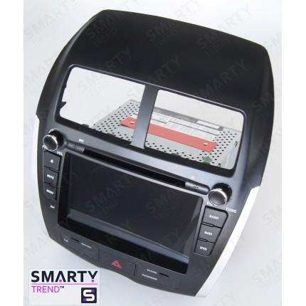 Штатная магнитола Smarty Trend для Mitsubishi ASX 2010-2012 - Android 8.1 (9.0)