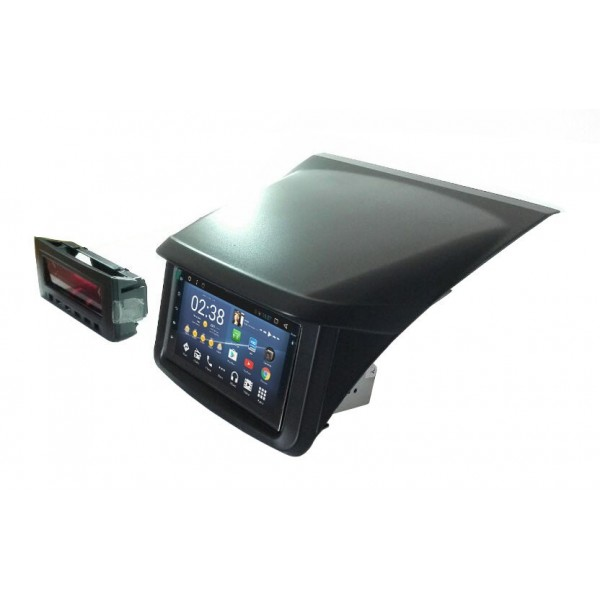 Штатная магнитола Smarty Trend для Mitsubishi Pajero Sport 2008-2012 - Android 7.1