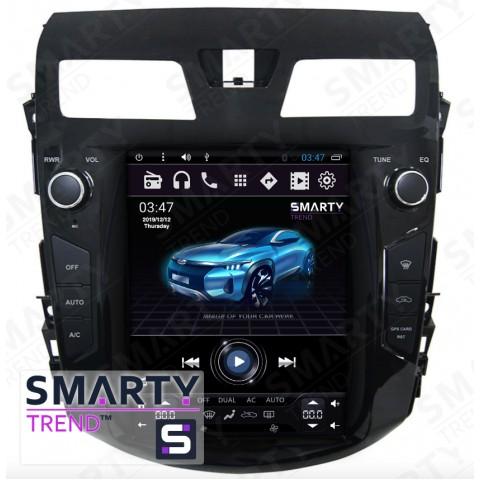 Штатная магнитола Smarty Trend ST8UT-516K10408 для Nissan Teana 2014 на Android 6.0.1 (Marshmallow)