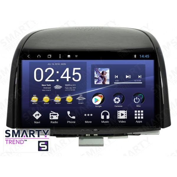 Штатная магнитола Smarty Trend для Renault Koleos 2010-2015 - Android 8.1 (9.0)