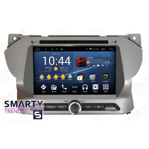 Штатная магнитола Smarty Trend для Suzuki Alto - Android 8.1 (9.0)