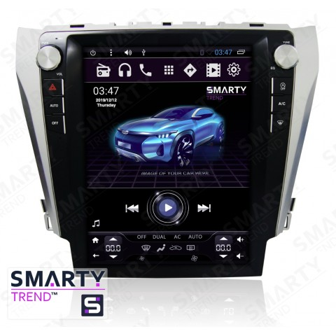 Штатная магнитола Smarty Trend ST3PT-516PK2726 для Toyota Camry V50 2011-2014 на Android 6.0.1 (Marshmallow)