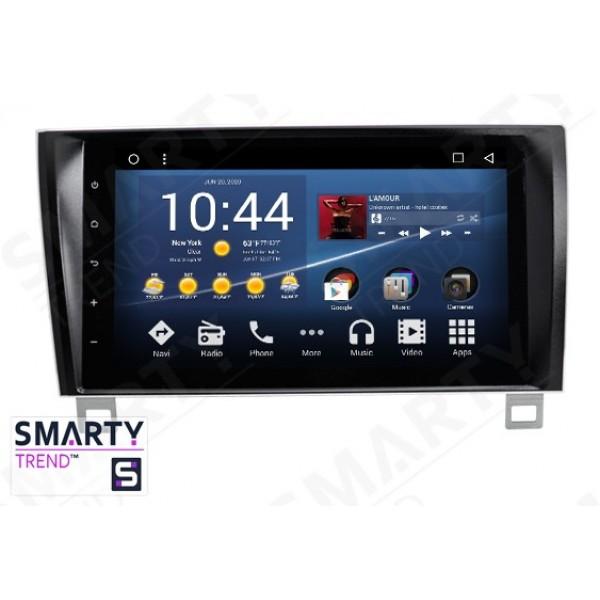 Штатная магнитола Smarty Trend для Toyota Sequoia - Android 8.1 (9.0)