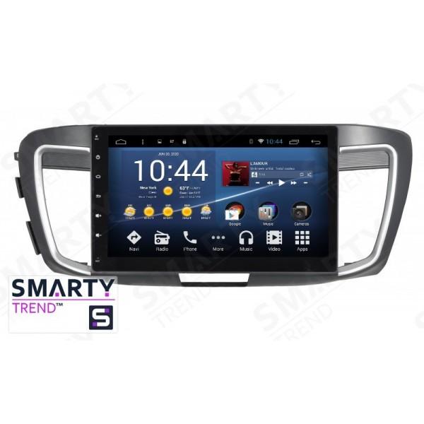 Штатная магнитола Smarty Trend для Honda Accord 9 2013+ - Android 8.1 (9.0)