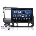Штатная магнитола Smarty Trend ST3P2-516PK1054 для Honda CIVIC 4D 2006-2011 на Android 7.1.2 (Nougat)