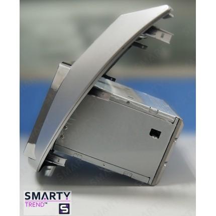 Штатная магнитола Smarty Trend для Hyundai Accent / Solaris / Verna - Android 7.1