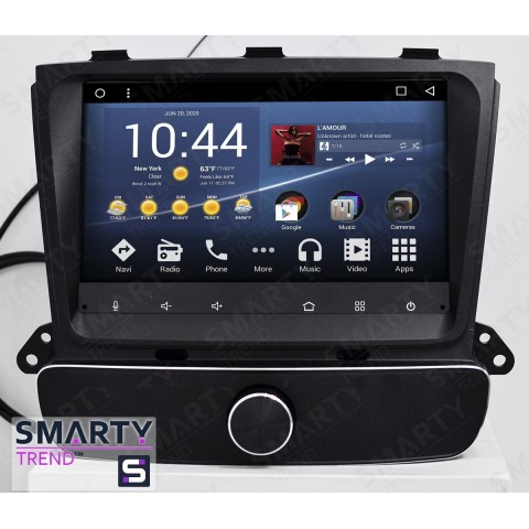 Штатная магнитола Smarty Trend ST3P2-516P7064ph для KIA Sorento 2013-2015 на Android 7.1.2 (Nougat)