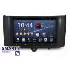 Штатная магнитола Smarty Trend ST3P2-516P5988 для Mercedes Benz Smart на Android 7.1.2 (Nougat)