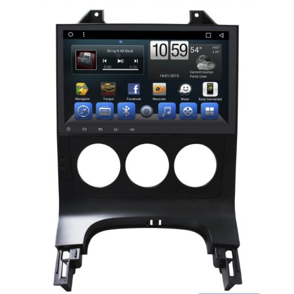 Штатная магнитола Smarty Trend для Peugeot 3008 Manual - Android 8.1 (9.0)