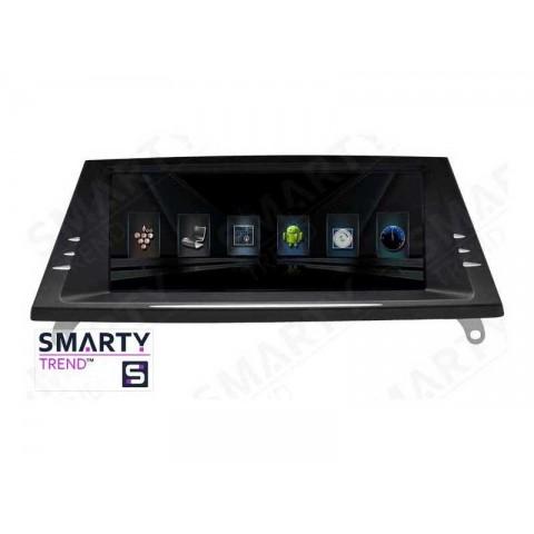 Штатная магнитола Smarty Trend ST3PW-516P2805 для BMW X5 Series E70 2006-2013 на Android 7.1.2 (Nougat)