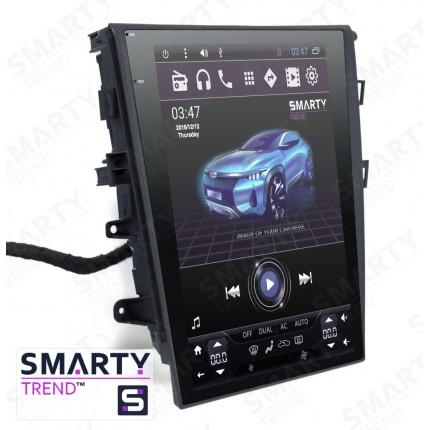 Штатная магнитола Smarty Trend для Ford Mondeo 2013+ (Tesla Style) - Android 6.0