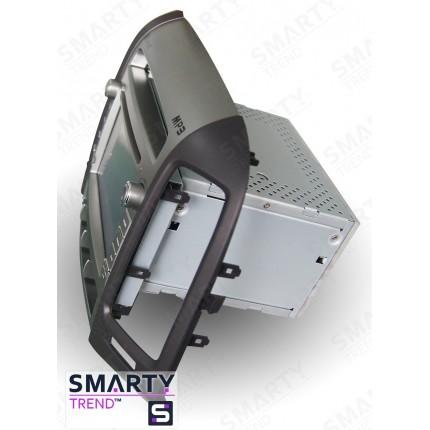 Штатная магнитола Smarty Trend для Hyundai Santa Fe 2006-2012 - Android 8.1 (9.0)