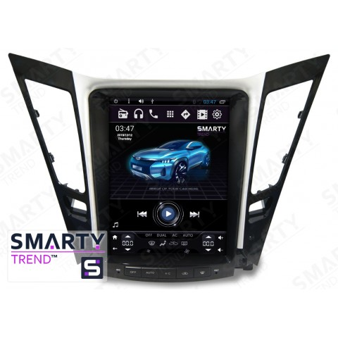 Штатная магнитола Smarty Trend ST8UT-516K10405 для Hyundai Sonata 2010-2015 на Android 6.0.1 (Marshmallow)