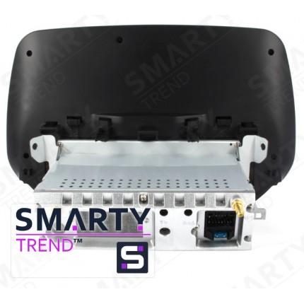 Штатная магнитола Smarty Trend для Hyundai Tucson 2019+ - Android 8.1 (9.0)