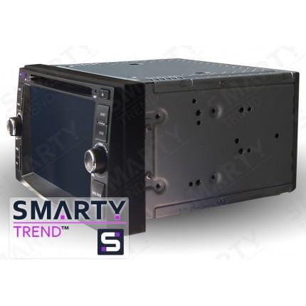 Штатная магнитола Smarty Trend для KIA Rio K2 - Android 8.1 (9.0)