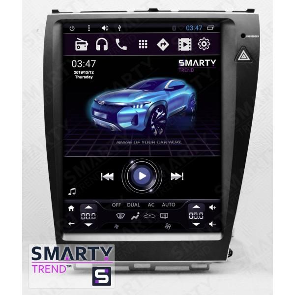 Штатная магнитола Smarty Trend для Lexus ES (Tesla Style) - Android 6.0
