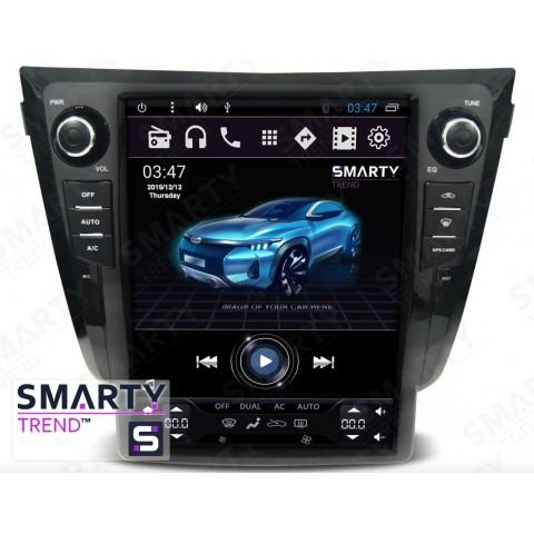Штатная магнитола Smarty Trend ST8UT-516K12106 для Nissan X-Trail 2014 на Android 6.0.1 (Marshmallow)