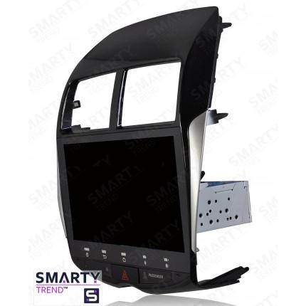Штатная магнитола Smarty Trend для Peugeot 4008 - Android 7.1