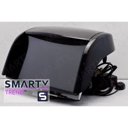 Штатная магнитола Smarty Trend для Renault Koleos 2010-2015 - Android 7.1