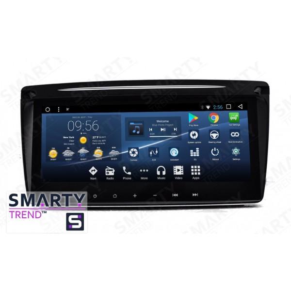 Штатная магнитола Smarty Trend для Skoda Octavia A5 2004-2013 - Android 7.1