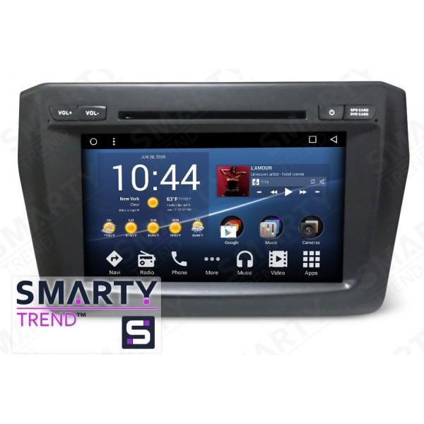Штатная магнитола Smarty Trend для Suzuki Swift - Android 8.1 (9.0)