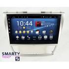 Штатная магнитола Smarty Trend ST8U-516K1047 для Toyota Camry V40 2006-2011 на Android 8.1.0 Oreo (обновление до Android 9.0 P)