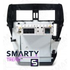 Штатная магнитола Smarty Trend ST8UT-516K12108 для Toyota Land Cruiser Prado 150 2009-2013 на Android 6.0.1 (Marshmallow)