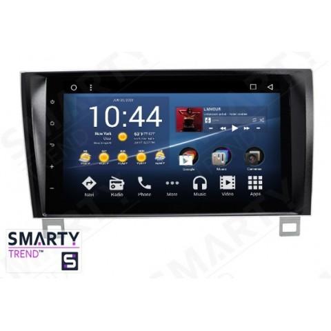 Штатная магнитола Smarty Trend ST3P2-516P2737 для Toyota Sequoia на Android 7.1.2 (Nougat)