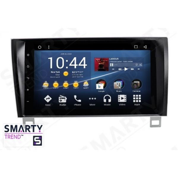 Штатная магнитола Smarty Trend для Toyota Sequoia - Android 7.1