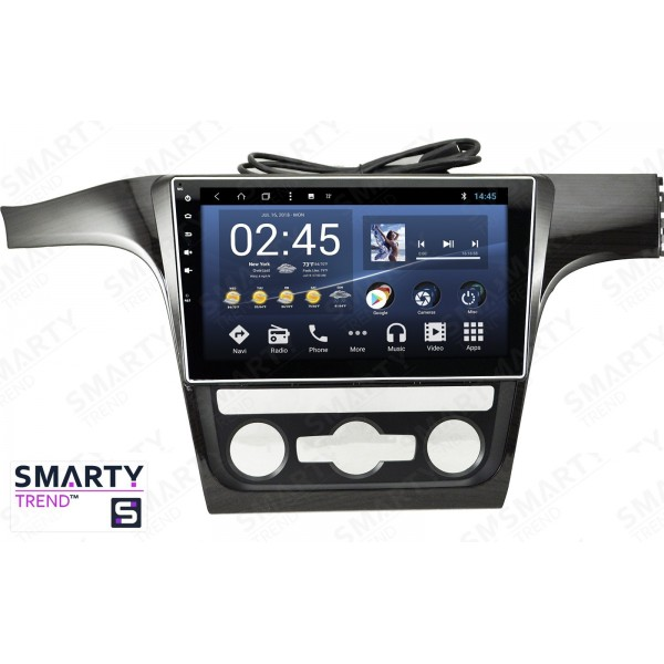 Штатная магнитола Smarty Trend для Volkswagen Passat B7 - Android 7.1