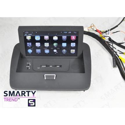 Штатная магнитола Smarty Trend для Volvo C30 / S40 / C70 - Android 7.1