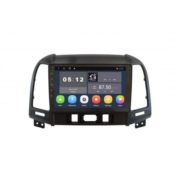 Штатная магнитола Sound Box SB-8199-2G для Hyundai SantaFe 06+