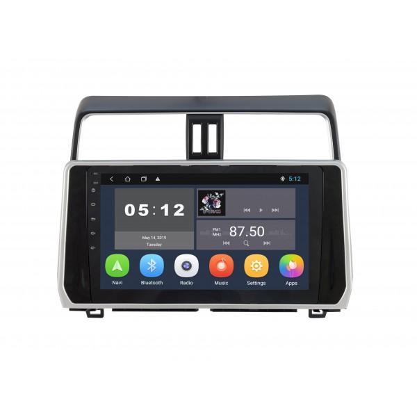 Штатная магнитола Sound Box SB-8117-2G для Toyota LC 150 2018+ Can