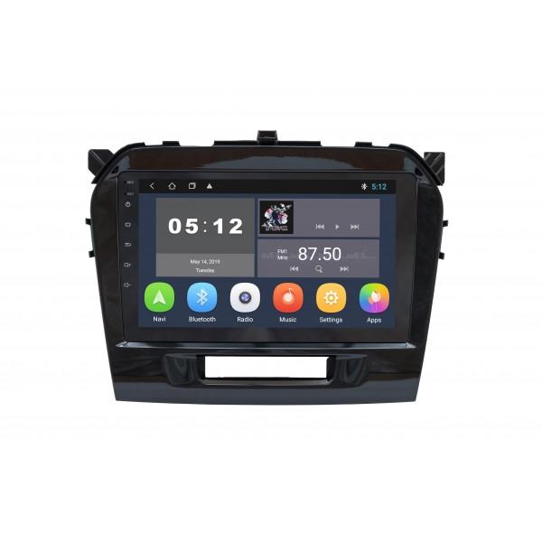 Штатная магнитола Sound Box SB-8175-2G для Suzuki Vitara 2015+ (Глянцевая рамка)