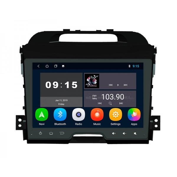 Штатная магнитола Sound Box SB-8181-1G для Kia Sportage R