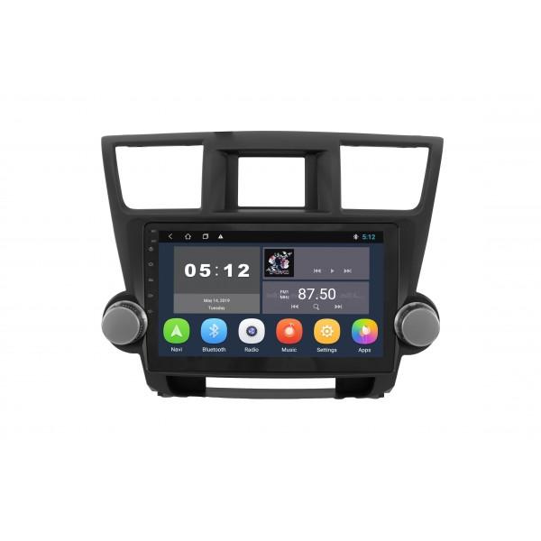 Штатная магнитола Sound Box SBM-8118 для Toyota Highlander 2007+