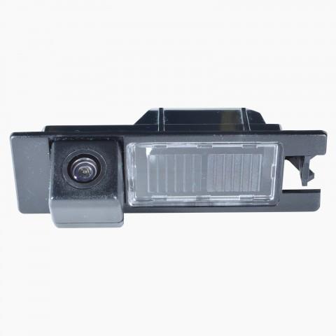 Камера заднего вида Prime-X (Fiat Doblo, Nuovo Doblo, 500L, Alfa Romeo Giulietta, 159) CA-1340