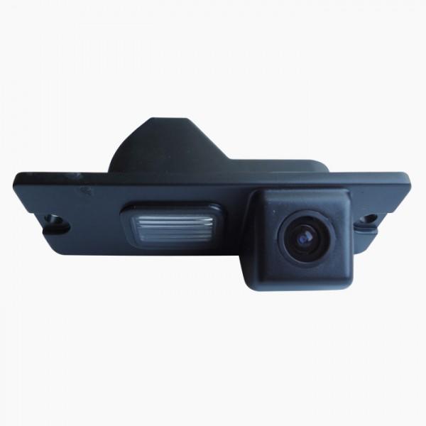 Камера заднего вида Prime-X MY-2222 (Mitsubishi Pajero Wagon 3, 4, Pajero Sport)