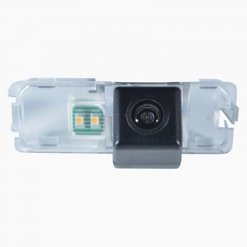 Камера заднего вида Prime-X MY-12-7777 (Renault Fluence, Latitude, Duster, Megane, Scenic III 2009+)