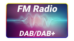 Уверенный прием радио с качественным радио чипом