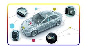 Полная интеграция со всеми системами автомобиля Toyota