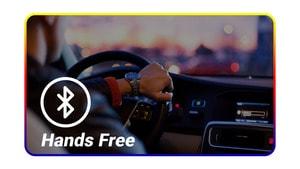 Громкая связь для вашей безопасности за рулем
