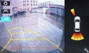 Камера заднего вида и парковочный ассистент Abyss Audio